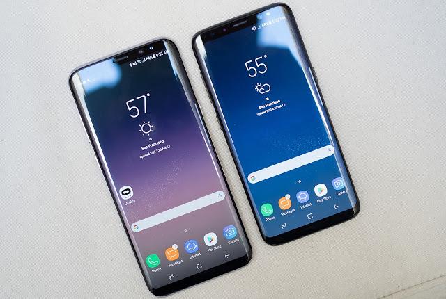 Hard Reset Samsung Galaxy S8