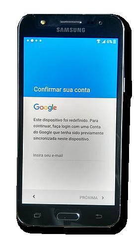 Remover Conta do Google do Celular- Caieiras