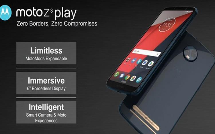 Hard Reset MotoZ3 Play