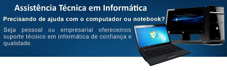 Assistência Técnica de Computadores a Domicílio Caieiras