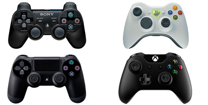 Assistência Técnica Conserto de Controle de PS4-XBOX ONE-ps3-xbox 360 em caieiras