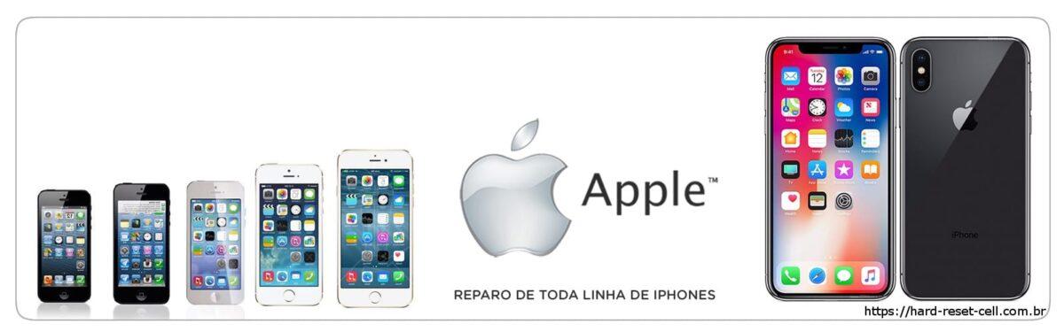 Conserto de iPhone Francisco Morato