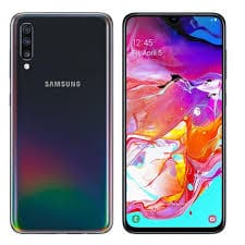 Hard Reset Galaxy A70